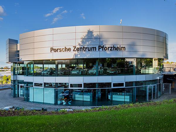 Porsche Zentrum Pforzheim
