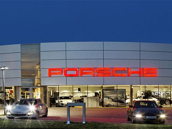 Porsche Zentrum Reutlingen