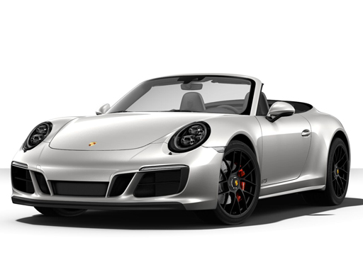 Unser exklusives Leasingangebot für private Kunden: 911 Carrera 4 GTS Cabriolet