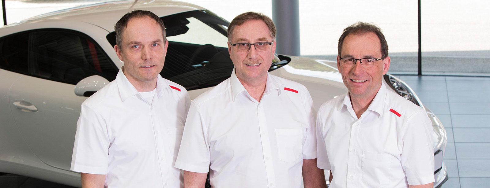 Unser Service Team